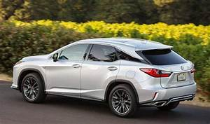 2020 Lexus RX 350 Colors - New SUV Price