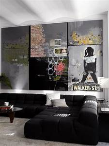 a complete guide to a perfect bachelor pad With what kind of paint to use on kitchen cabinets for graffiti wall art stickers