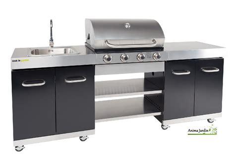 evier cuisine 2 bacs cuisine d 39 extérieur summer gaz évier plancha brûleurs