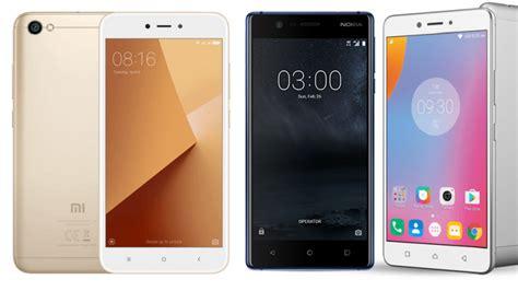 smartphones  rs   india