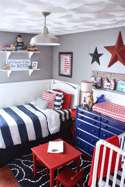 red boys rooms ideas  pinterest paint colors