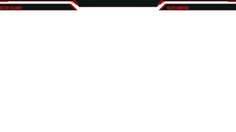 obs overlay template twitch overlay streamlays