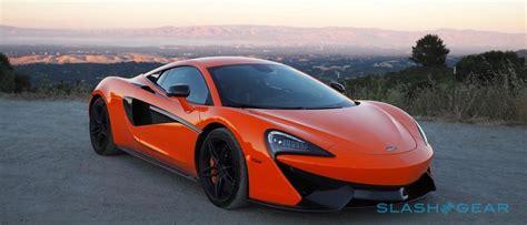 mclaren teams with bmw for stronger greener supercar engines slashgear