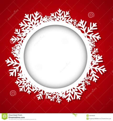 christmas  frame stock photo image