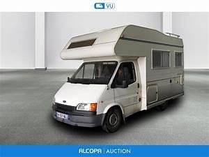 Camping Car Ford Transit Occasion : ford transit camping car transit 2 5 d 120 s alcopa auction ~ Medecine-chirurgie-esthetiques.com Avis de Voitures