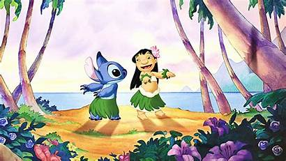 Stitch Lilo Disney Wallpapers Character Stich Characters