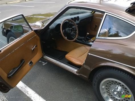 Datsun 240z Interior by Interior 1972 Datsun 240z Standard 240z Model Photo