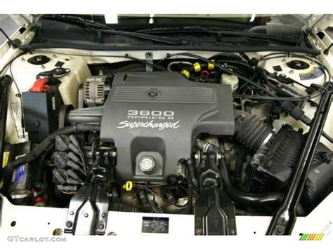 Buick 8 Engine by 2002 Buick Regal Gs 3 8 Liter Supercharged Ohv 12v V6