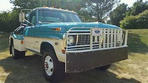 This 1969 F-350 Wrecker Is Anything But