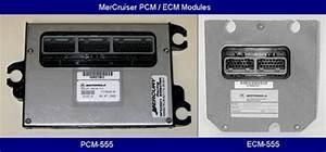 Mercury Mercruiser Pcm 555 Big Block Diagnostics