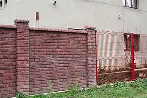 Cihlový plot cena