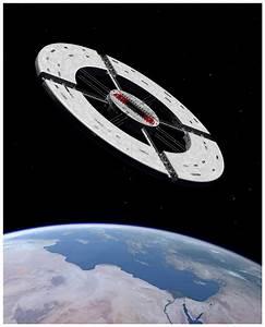 2001 A Space Odyssey - Alternate Space Station Design ...
