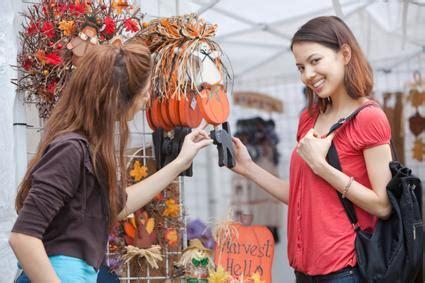 fall craft sale ideas lovetoknow