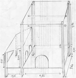 Plan Poulailler 5 Poules : plan pour construire poulailler mon poulailler hen ~ Premium-room.com Idées de Décoration