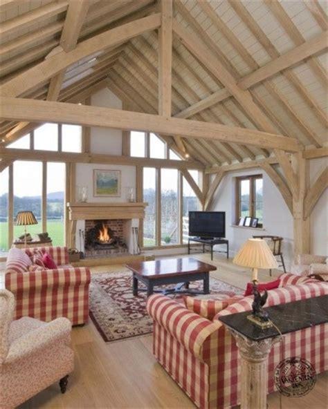 A Frame Living Room Interior