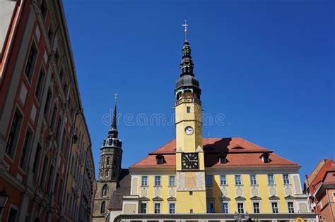 Panorama Of Bautzen. Germany Stock Image - Image of ...