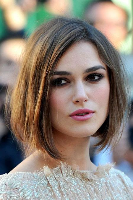 15 short hairstyles for oblong faces