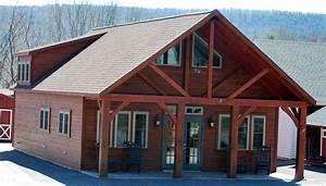 amish cabin homes housing shells in oneonta ny amish With amish barn company