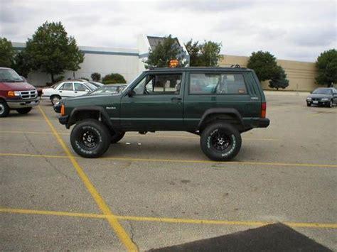 Another Greenxj 1994 Jeep Cherokee Post 3297864 By Greenxj