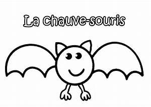 Dessin Facile Halloween : 26 dessins de coloriage chauve souris imprimer ~ Melissatoandfro.com Idées de Décoration