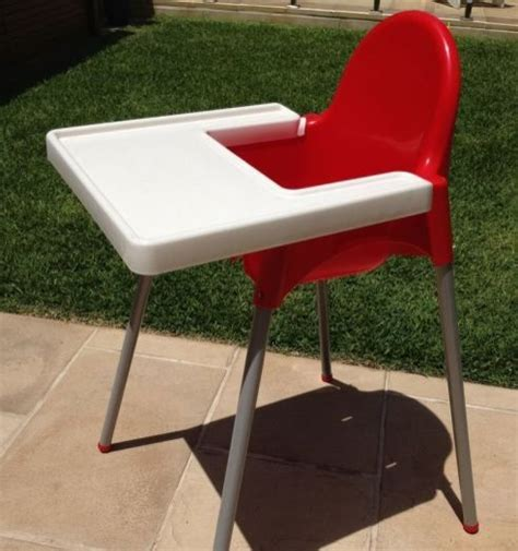 antilop highchair with tray ikea antilop high chair with tray 2 available for sale in