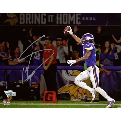 gifts for vikings fans minnesota vikings gift guide 10 must have stefon diggs items