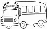 Bus Coloring Pages Printable Buses Print Getcoloringpages sketch template