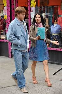 Michael C. Hall in Lucy Liu and Michael C. Hall Film 'East ...
