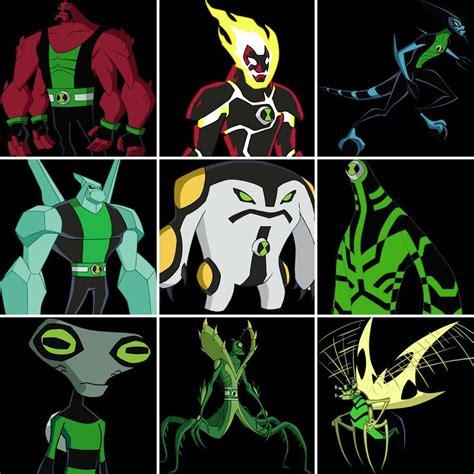 ben 10 omniverse aliens ben 10 omniverse aliens by jsh66xx on deviantart