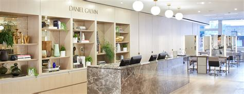Selfridges  Daniel Galvin Best Hairdressing Colour Salon