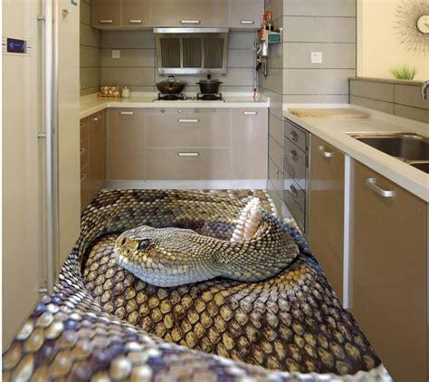 Aliexpress.com : Buy Creative 3D stereoscopic floor snake