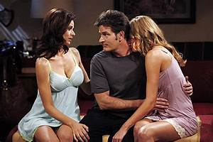 First Look: Tricia Helfer on Two and a Half Men - TV Fanatic
