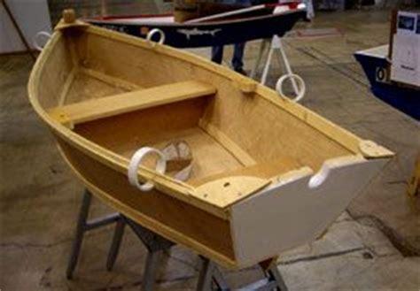 mini skiff  plans lets  crazy  build  boat