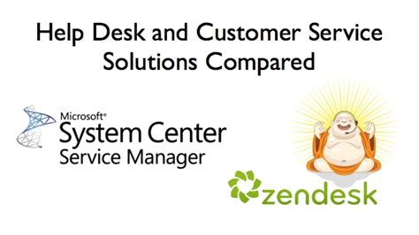 help desk solutions help desk and customer service solutions compared scsm