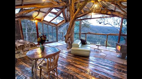 worlds  treehouse   spa blue mountains