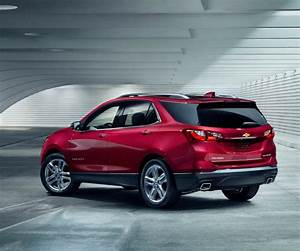2017 Chevy Equinox debuted, release date specified