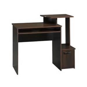 sauder computer desk cinnamon cherry target