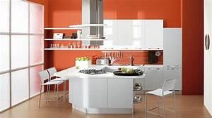 Wandfarbe Küche Trend : wandgestaltung f r die k che ~ Markanthonyermac.com Haus und Dekorationen