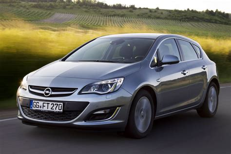 Opel Astra Hatchback by Opel Astra J Hatchback