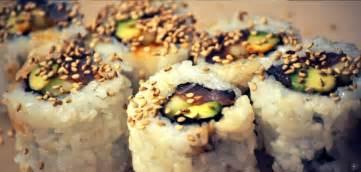 la recette du maki sushi californien california roll