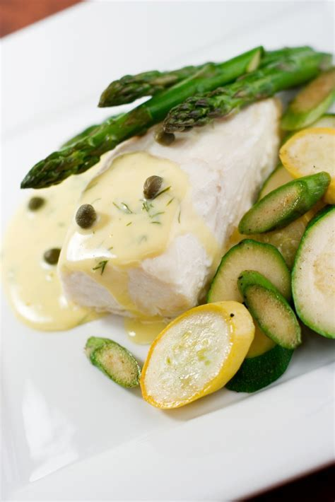 Petrale Sole with Meyer Lemon Beurre Blanc Sauce ? The