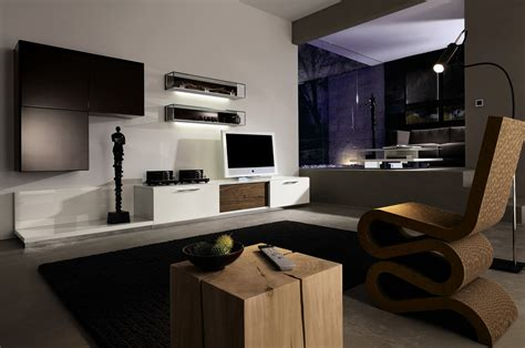 Simplistic Design Interior Of Narrow Living Room Ideas
