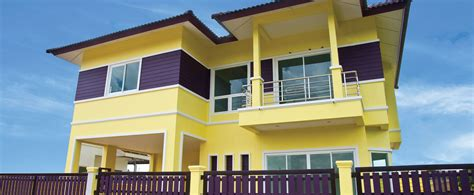 asian paint exterior house design front design