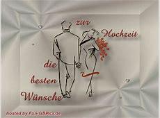 Glückwünsche zur Hochzeit Bilder Gruß Facebook BilderGB
