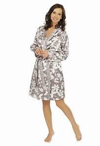 Morgenmantel Damen Baumwolle : edler damen morgenmantel glanz satin u baumwolle 22406 stein ebay ~ Watch28wear.com Haus und Dekorationen