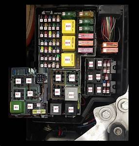 Opel Corsa Fusebox Diagram