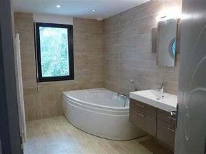 Exemple Petite Salle De Bain : exemple de salle de bain deco salle de bain design ~ Dailycaller-alerts.com Idées de Décoration