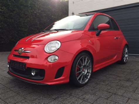 Fiat 500 Abarth Lease by Abarth 500 Dealer Edition 161 200