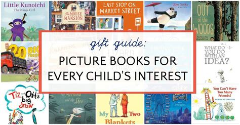 Picture Books For Every Child's Interest (gift Guide Popcorn Delivery Los Angeles Baptism Gifts Myer Colorado Running Press Catholic Near Me Crochet Ornament Ideas Grandma Christmas Pinterest Country Hills