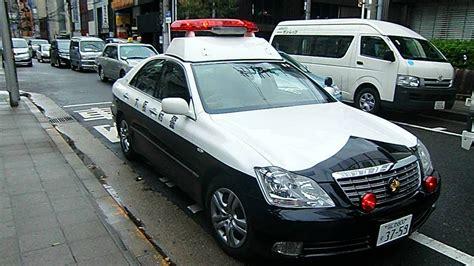 Toyota Crown 日本のパトカー